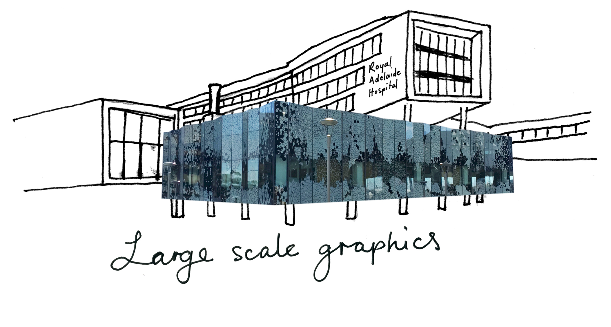 Large Scale Graphics
